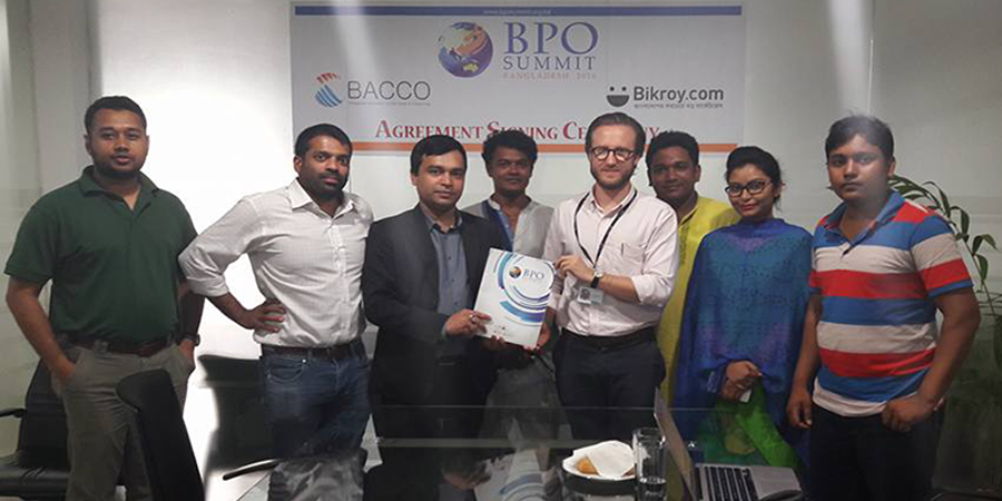 BACCO signs agreement with Bikroy.com on job applications